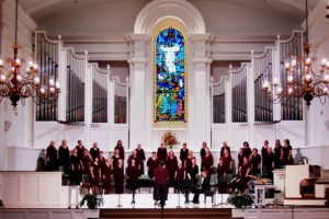 Greater Houston Christian Choir