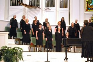Singing Women of Texas Choirs - Houston Area