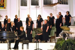 Singing of Women of Texas - a Greater Houston Baptist Choir