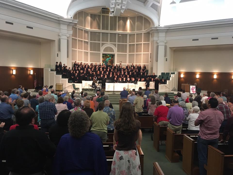 Greater Houston Christian Choir