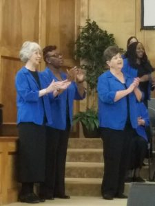 Singing Women, Singing Women of Texas, Singing Women of Southeast Texas, SWOT